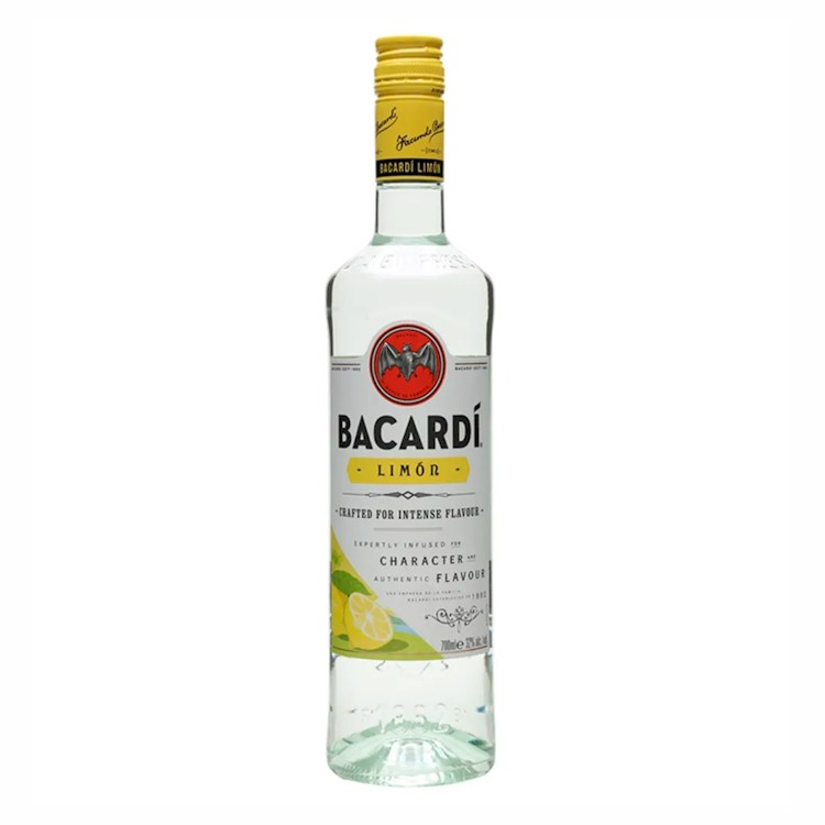Ron Bacardí Limón 375 ml