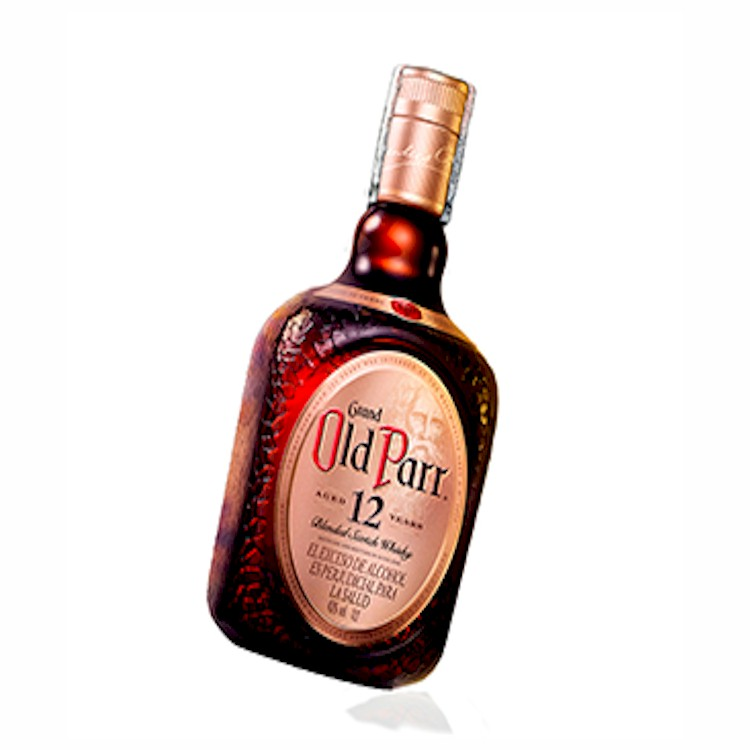 Whisky Old Parr 12 años 1000 ml