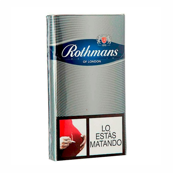 Cigarrillo Rothmans x 10